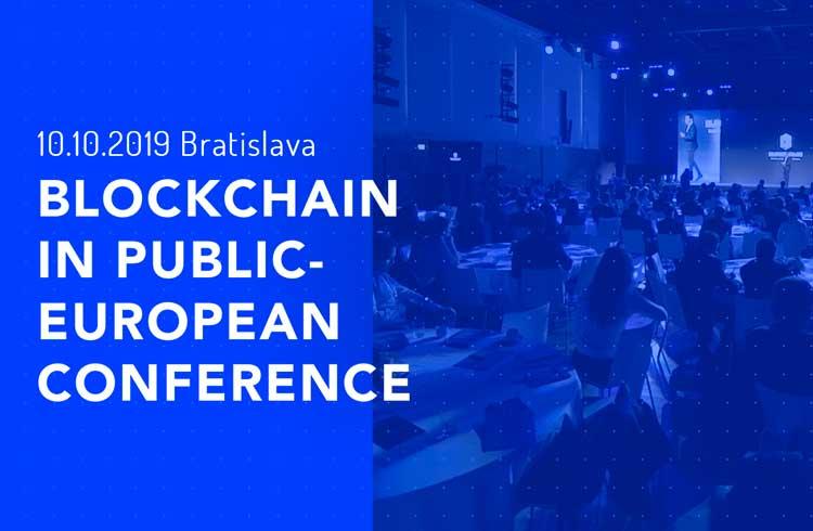 BLOCKWALKS 2019, Conferência pública abre diálogo sobre como a tecnologia Blockchain impulsionará o futuro