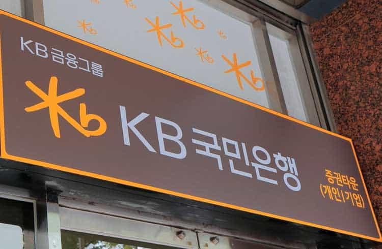 Maior banco da Coreia do Sul se prepara para oferecer custódia de criptoativos