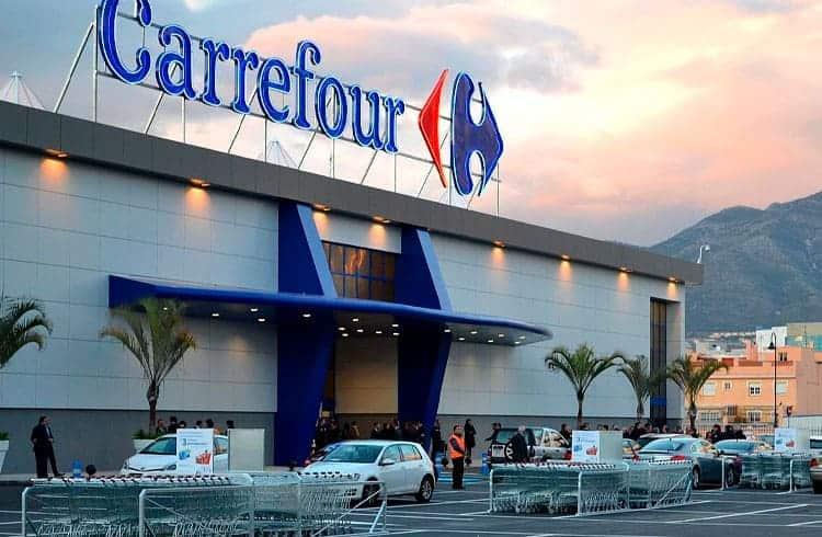 Carrefour declara ter aumentado as vendas depois de usar blockchain