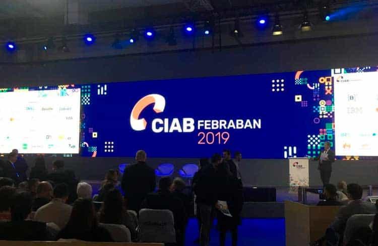 Presidente da Febraban destaca que todos bancos do país vêm estudando blockchain