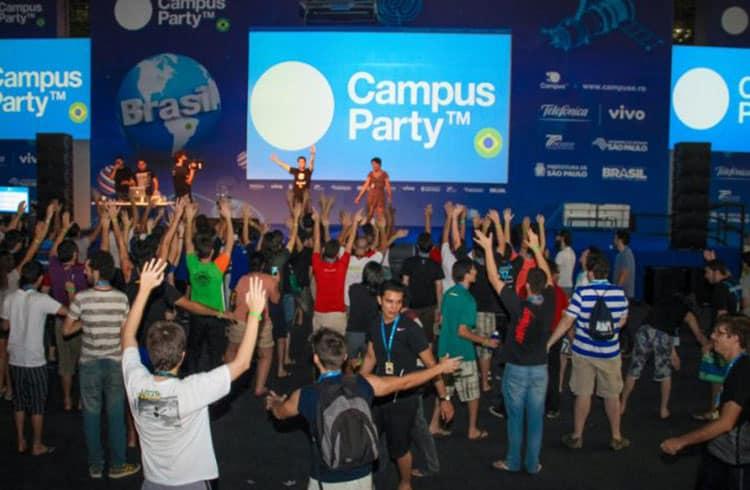 Campus Party Brasília oferece curso gratuito sobre blockchain para crianças