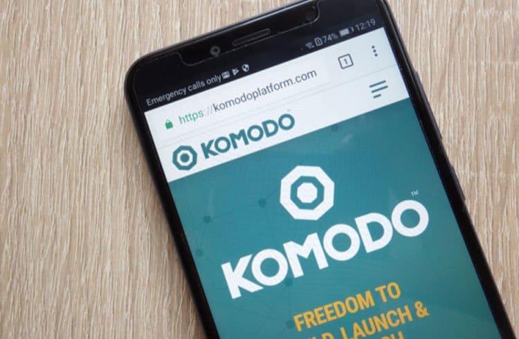 """Carteira Komodo faz um """"auto hack"""" e evita perda de US$13 milhões em criptomoedas"""