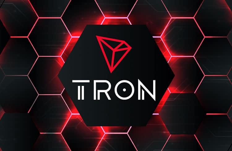 Tron está quase superando o Ethereum em número de transações