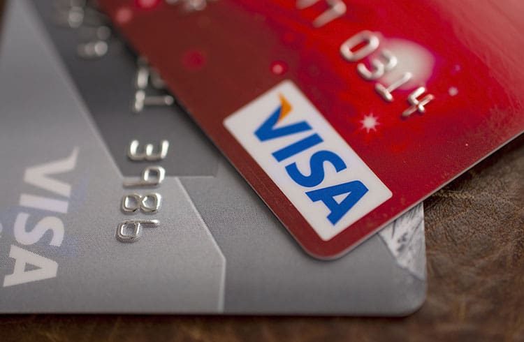 Visa lança rede de pagamentos internacional com aspectos baseados na tecnologia blockchain