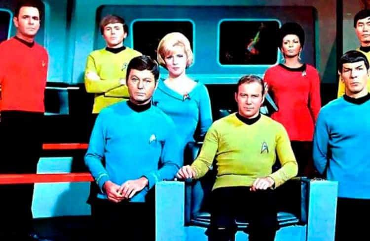 """Blockchain longa e próspera"": empresa de jogos eletrônicos pretende levar Star Trek para a blockchain"