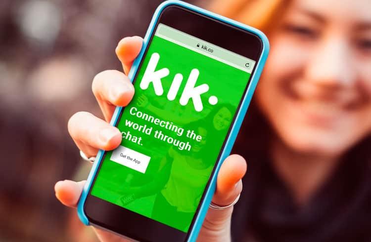 SEC dos EUA processa Kik por ICO realizada em 2017