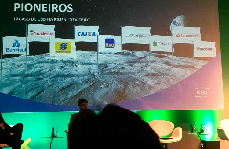 Febraban e CIP anunciam blockchain nacional para o setor financeiro com participação da Caixa, do Itaú e do Banco do Brasil