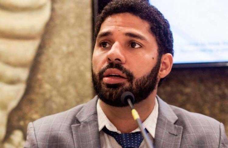 Deputado brasileiro David Miranda recebe ameaças e pedido de pagamento em Bitcoin
