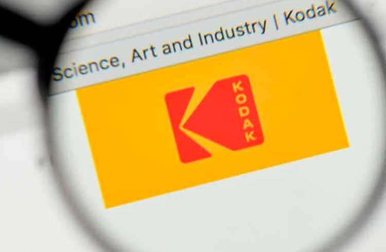 Kodak lança plataforma de gestão de documentos em blockchain