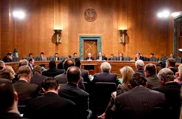 Senado dos Estados Unidos realizará debate sobre regulação de criptoativos e blockchain