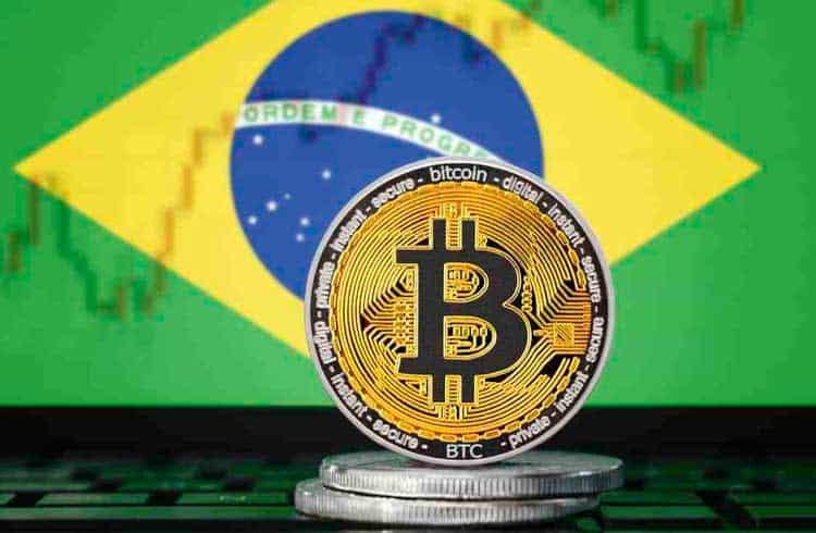 Brasil negocia mais de 26 mil Bitcoins em julho e bate recorde do ano