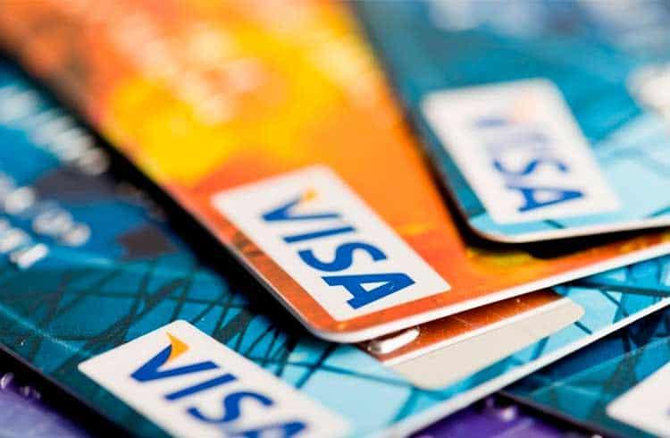 Cartão Visa pode ser carregado diretamente com Bitcoin no Brasil