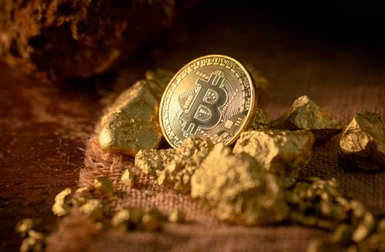 O Bitcoin poderá superar o ouro?