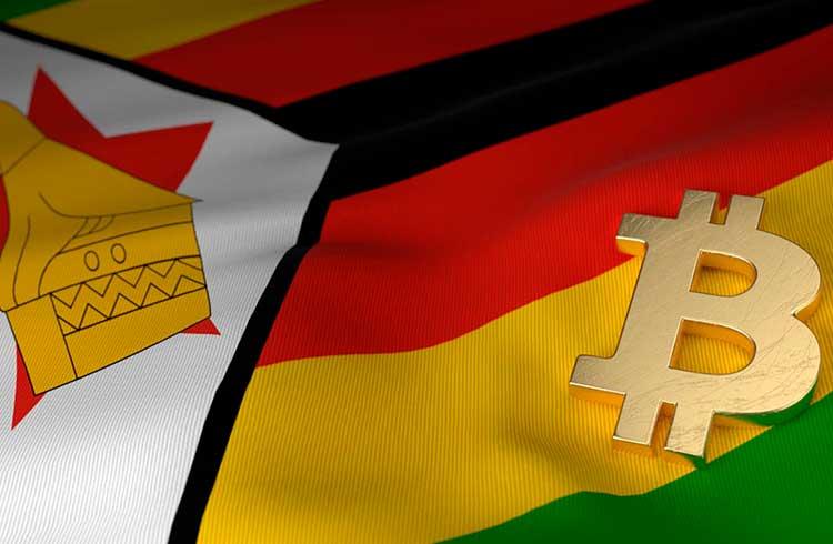 Um único Bitcoin é vendido por até US$307 mil no Zimbábue
