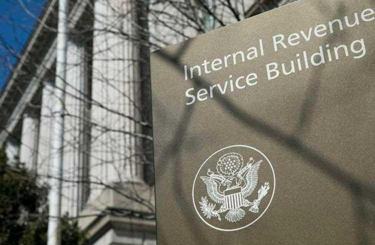 Receita federal dos EUA pode exigir que empresas reportem atividades com criptoativos
