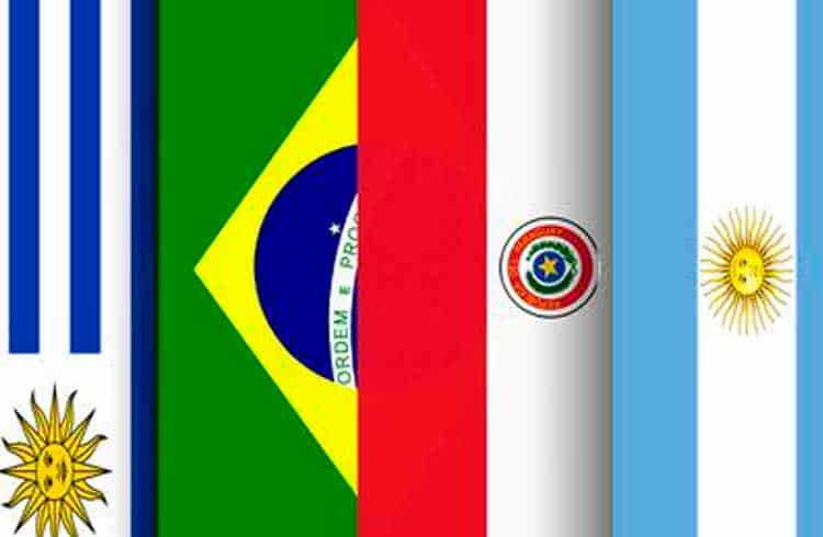 Brasil se reúne com Uruguai, Paraguai e Argentina para desenvolver blockchain colaborativa