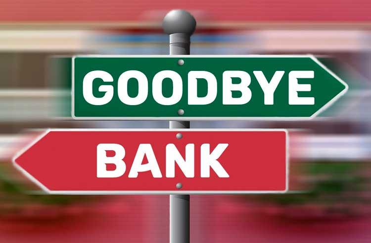 Banco encerra contas da Bitfinex e da Tether em menos de 6 meses de operação