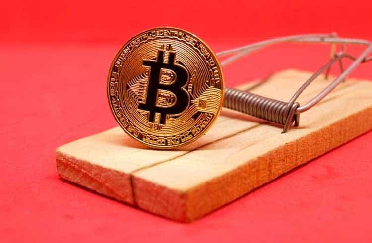 Qual o risco de investir em criptomoedas?