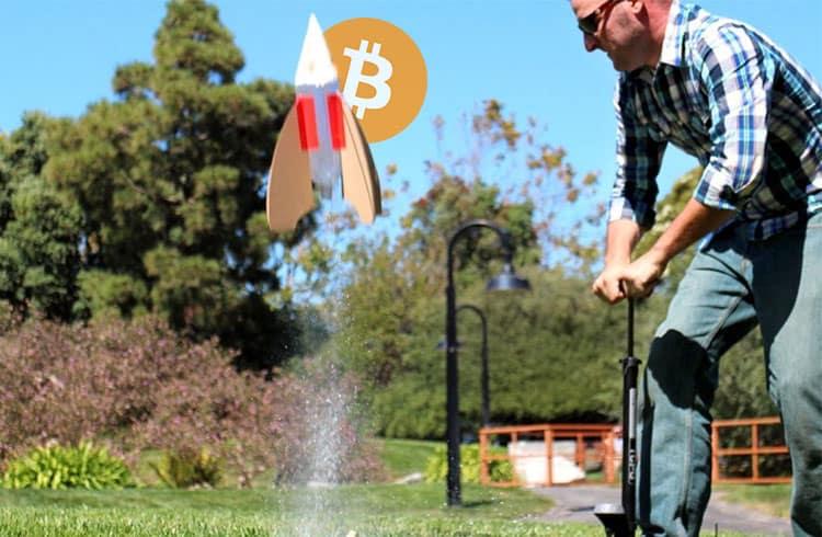 A recente correção não significa que o Bitcoin interrompeu sua ascensão