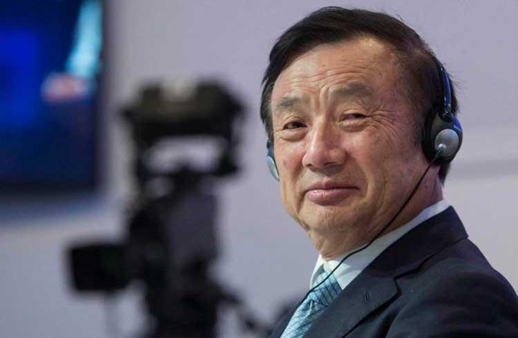 """Criptomoeda chinesa e """"rival"""" da Libra ganham apoio do CEO da Huawei"""