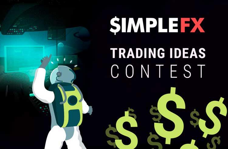 Crie uma Trading Idea, compartilhe e ganhe até US$600 em Bitcoin