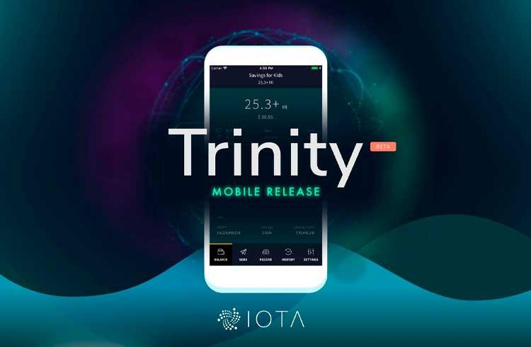 Trinity: IOTA lança nova carteira para armazenar seus tokens