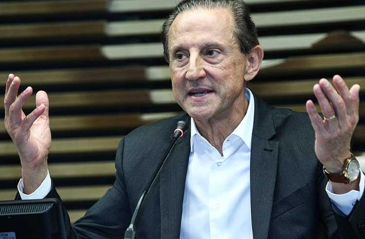 Paulo Skaf diz que a criação de imposto único no Brasil levará as pessoas a usarem criptomoedas
