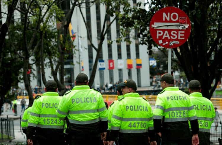 Polícia prende quadrilha especializada no sequestro de vendedores de Bitcoin na Colômbia