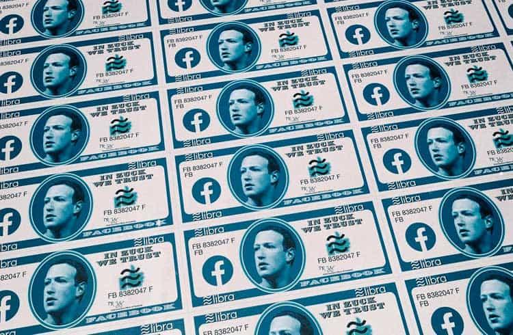 Grupos de defesa juntam-se contra a Libra do Facebook em carta ao congresso dos EUA