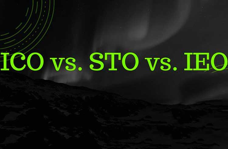 O que são ICOs, STOs e IEOs e quais as diferenças entre eles?