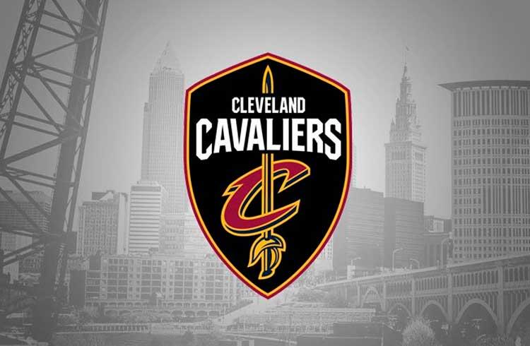 Time da NBA Cleveland Cavaliers anuncia parceria com empresa de criptomoedas