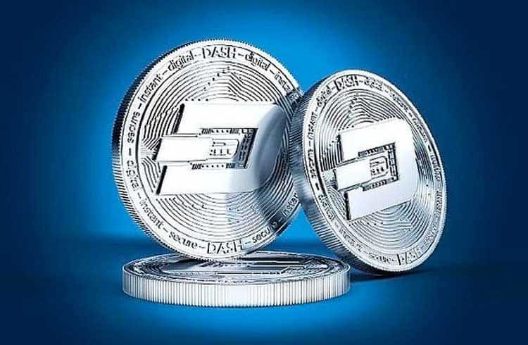 Dash é principalmente usada para remessas internacionais