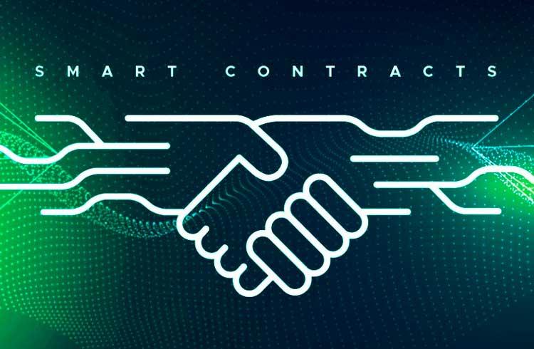 Como funcionam os contratos inteligentes na prática