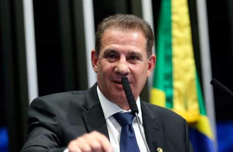 """Senador brasileiro diz sentir-se """"tranquilo"""" sobre a segurança das criptomoedas"""
