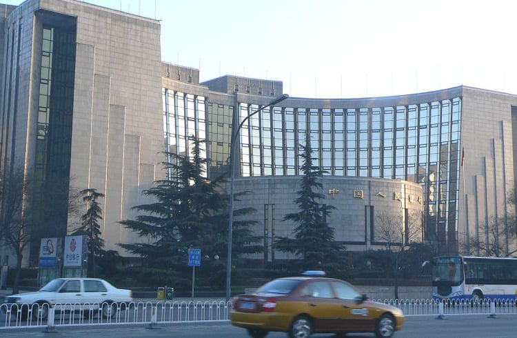 China escolhe empresas que receberão primeiras remessas de sua criptomoeda