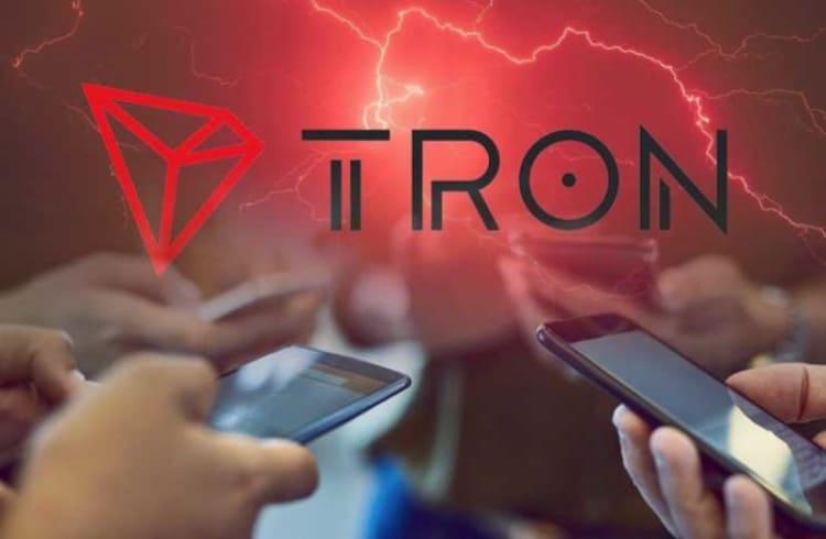 Tron lança oficialmente sua solução de escalabilidade