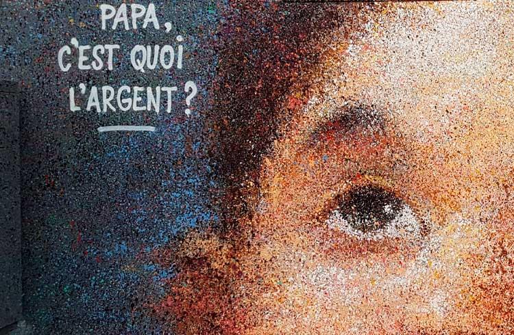 """Artista francês continua a inovar com a venda de artes de rua """"tokenizadas"""""""