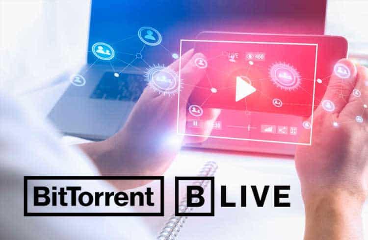 BitTorrent iniciará testes de serviço de streaming baseado em blockchain BLive