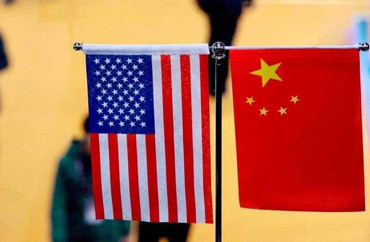Endereços de criptomoedas associados a traficantes chineses são listados nos EUA