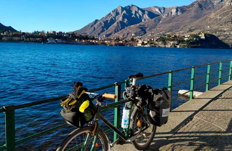 Entusiastas percorrem 320 km pela Europa com corrida, pedalada e natação e usando apenas Bitcoin