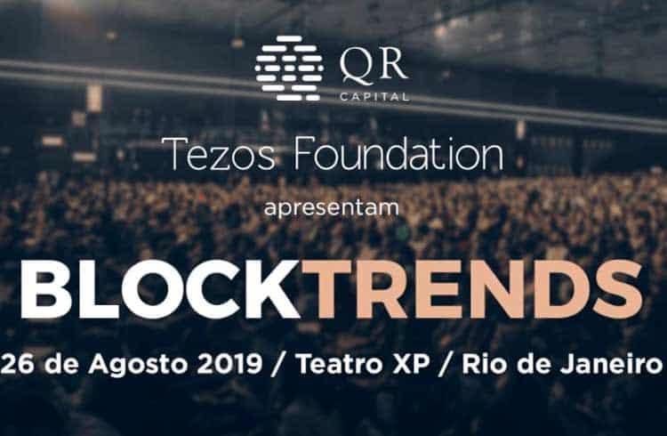 Evento BlockTrends receberá palestras sobre a integração da blockchain e o mercado financeiro