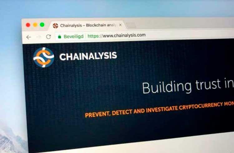 Ferramenta da Chainalysis agora emite alertas de transações suspeitas com criptomoedas