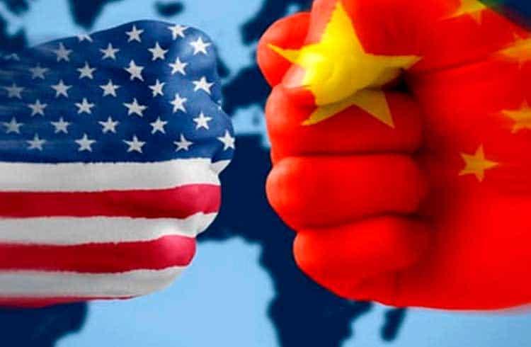 Guerra comercial entre EUA e China pode ter sido responsável pelo recente aumento de preço do Bitcoin