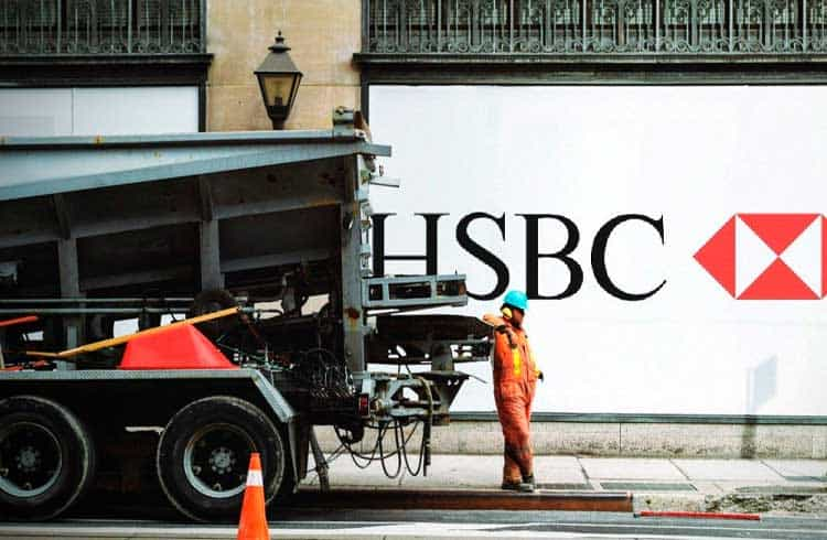 HSBC é o primeiro banco a concluir uma transação de financiamento na blockchain we.trade