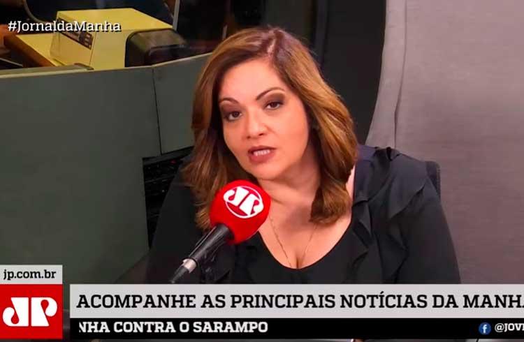 Jovem Pan comenta processos contra NegocieCoins durante transmissão do Jornal da Manhã