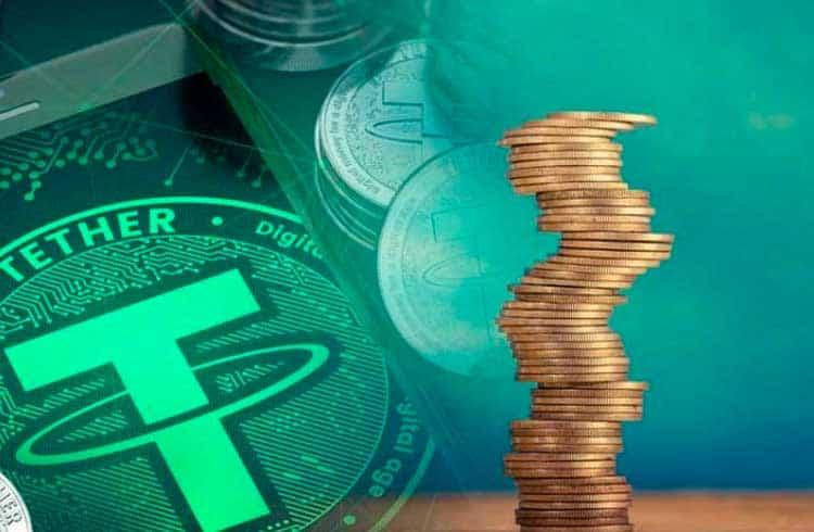 """Máfia"" do Tether controla 80% dos fundos da stablecoin; Investidores devem se preocupar?"