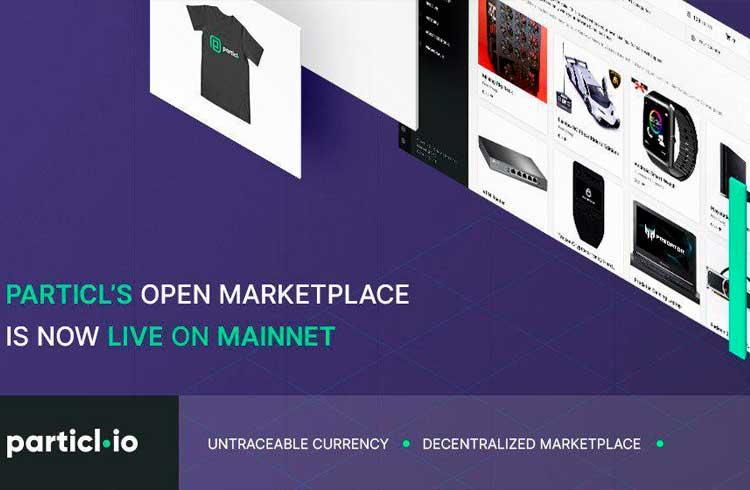 Particl lança e-commerce descentralizado com taxas de comissão zero e token próprio