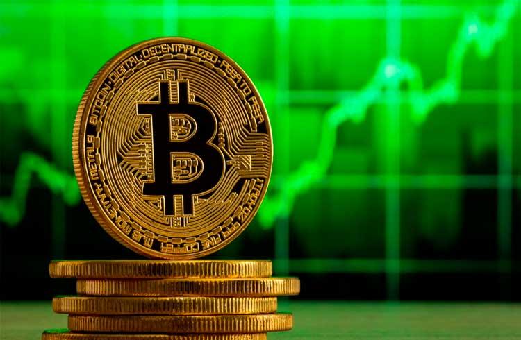 Preço do Bitcoin está próximo dos US$12 mil novamente