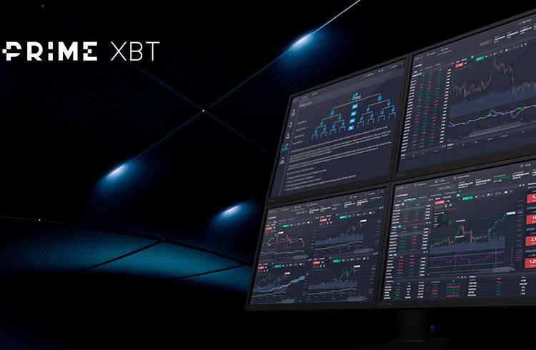 PrimeXBT se torna a primeira plataforma de negociação a lançar o Crypto Fund Management Module