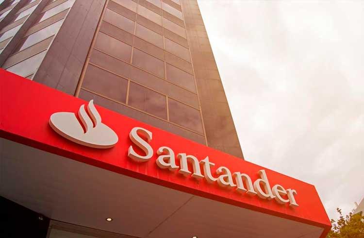 Santander realiza transação internacional via contrato inteligente registrado em blockchain